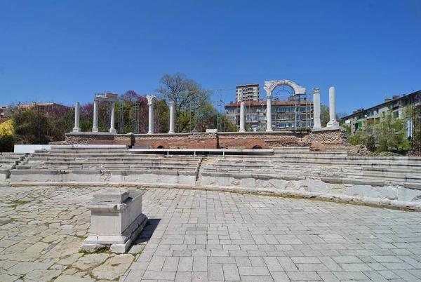 Античен комплекс при Западната порта –  гр.Стара Загора