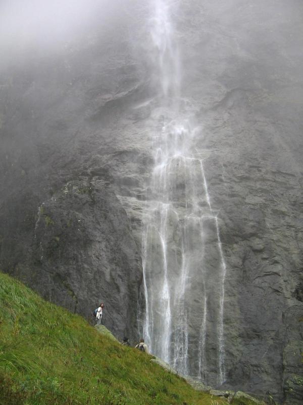 Райско пръскало - Голям джендемски водопад