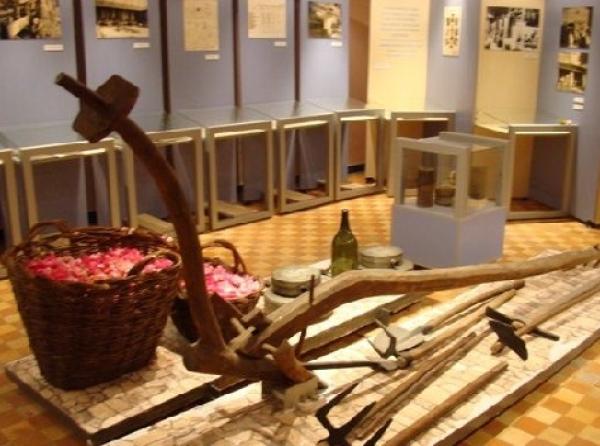 Музей на розата – Казанлък