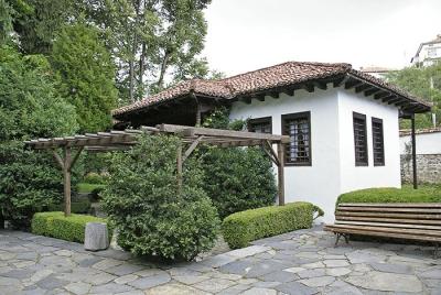 Къща-музей Христо Ботев -гр. Калофер