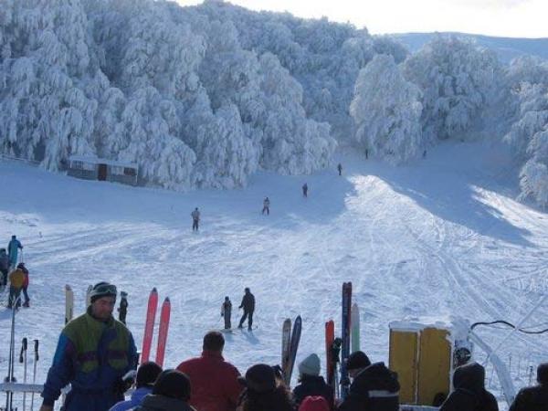 Ски на Бузлуджа