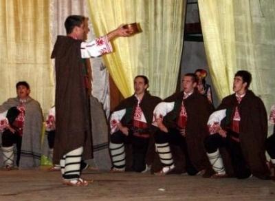 Фестивал на коледарите, Коледен концерт.
