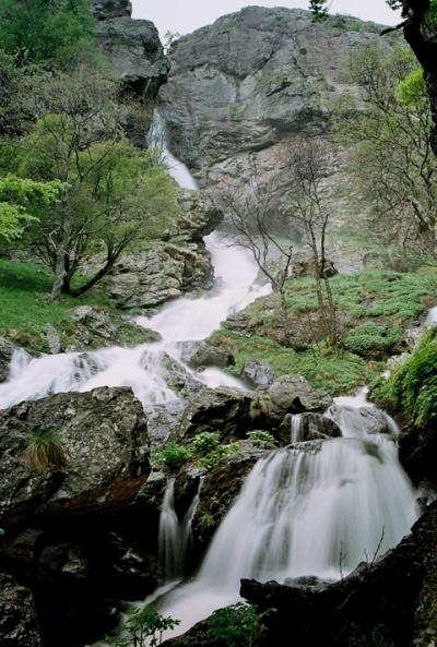 Водопад Бабското пръскало